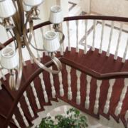 空间其他法式楼梯跃层装修