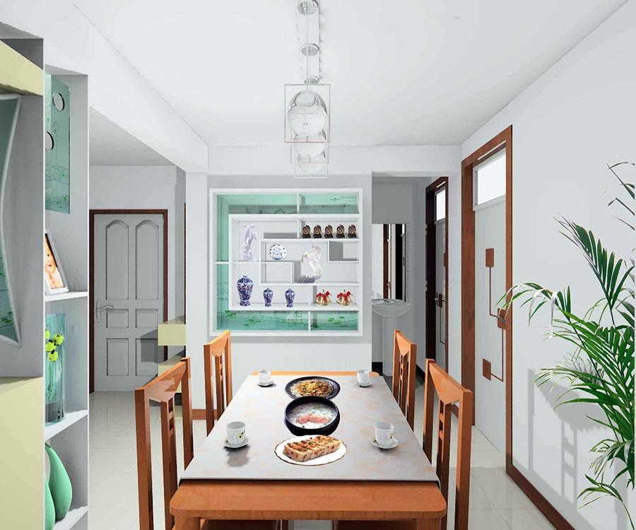 家庭餐厅设计图片欣赏