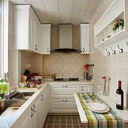 小户型厨房装修图欣赏