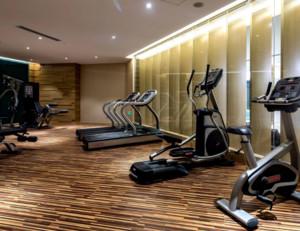 120平米现代简约风格健身房装修效果图展示
