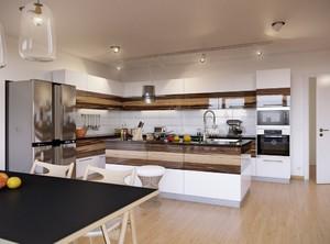 小户型厨房装修效果图集