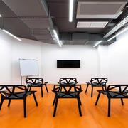 简单小型会议室装修效果图