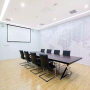商务会议室装修效果图