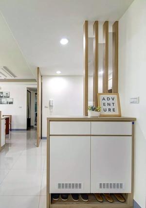 现代风格创意鞋柜设计效果图