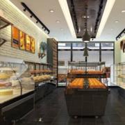 20平米面包店装修效果图