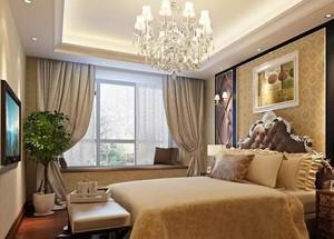 120平米卧室飘窗装修效果图