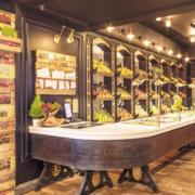 欧式风格面包店装修效果图