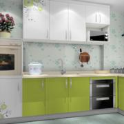 15平米厨房装修效果图