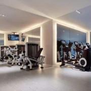 2018现代风格健身房装修效果图