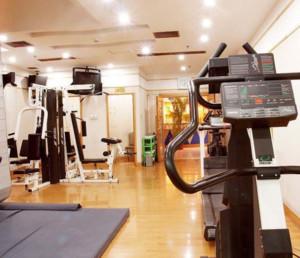 90平米混搭风格健身房装修效果图赏析