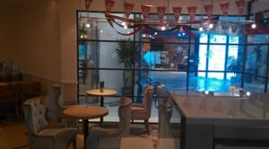 美式简约咖啡厅装修效果图