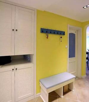 三居室鞋柜装修设计效果图