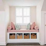 三居室小清新飘窗设计效果图