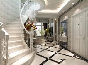 房屋装修楼梯效果图设计