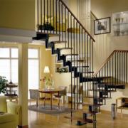 房屋装修楼梯设计效果图