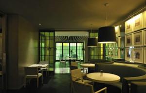 大型欧式咖啡厅装修效果图