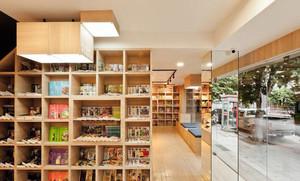 20平米的书店装修图片