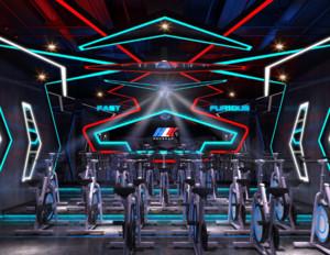 120平米简欧风格健身房装修案例