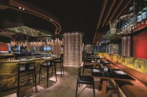 200平米休闲都市酒吧装修效果图
