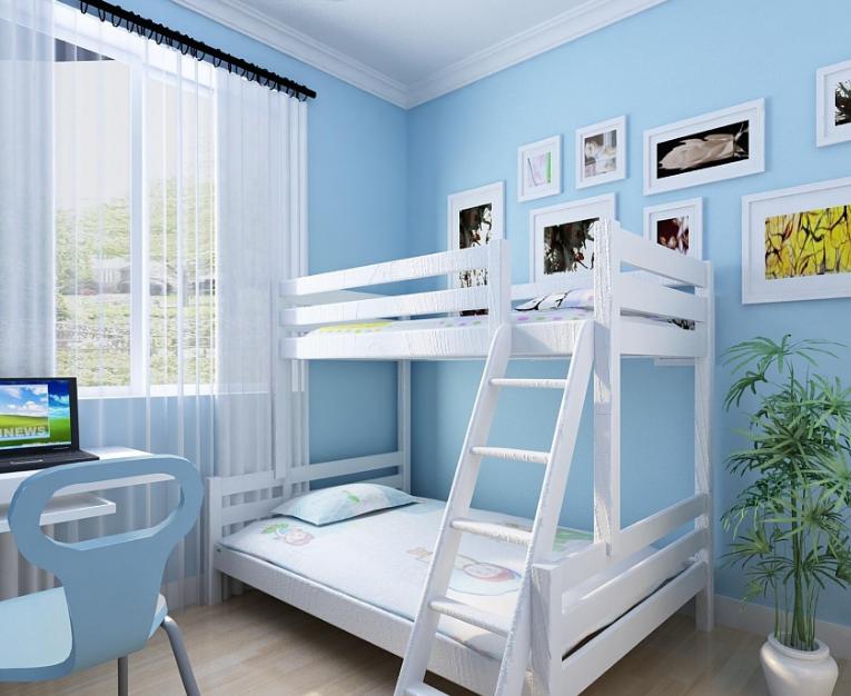 地中海风格卧室装修效果图大全