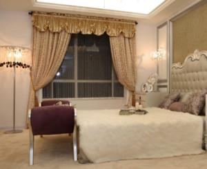 欧式风格卧室装修效果图赏析