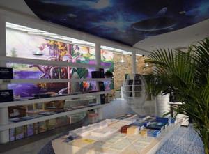 儿童休闲书店装修效果图