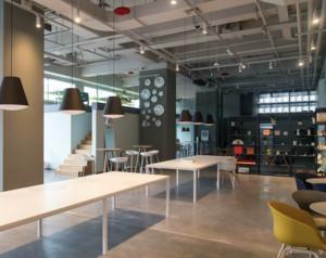 现代简约风格咖啡厅装修效果图赏析