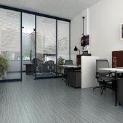 商业写字楼办公室装修图例