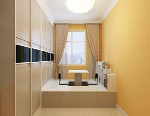 65平小户型榻榻米房间装修效果图例
