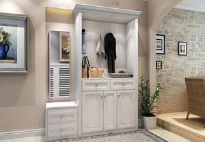 别墅美式风格鞋柜装修案例欣赏