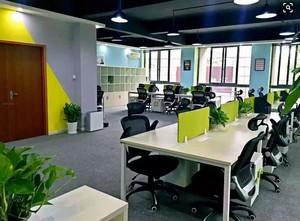 精致办公室装修设计效果图赏析