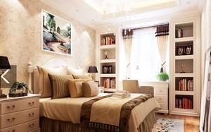 卧室飘窗装修效果图案例