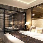 精致宾馆装修效果图案例欣赏
