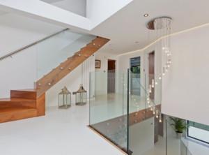 大户型简欧风格楼梯装修效果图
