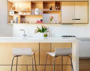 混搭风格家庭小吧台装修效果图欣赏