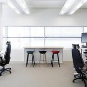 90平办公室装修效果图