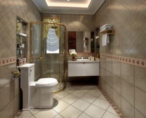 卫生间浴室柜装修图片大全