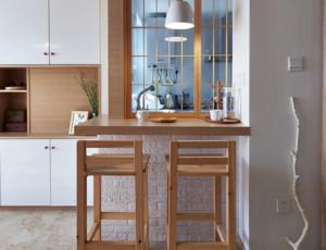 家装木质小吧台效果图大全欣赏