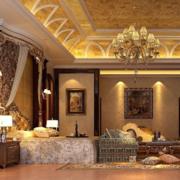 现代欧式风格酒店装修效果图