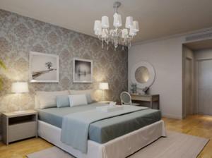 15平米简约风格卧室装修图片赏析