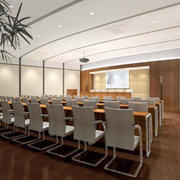 70平会议室装修效果图