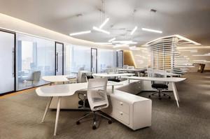 都市办公室装修案例欣赏