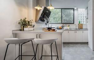 现代简约风格家庭小吧台装修效果图大全