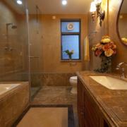 别墅卫浴装修效果图