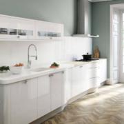 7平米简约风格小厨房装修效果图