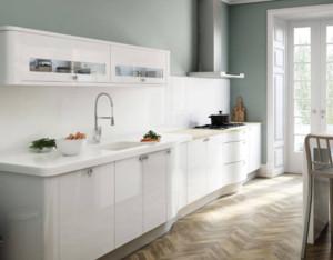 7平米簡約風格小廚房裝修效果圖