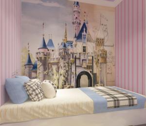 90平米現代簡約風格兒童房裝修效果圖大全
