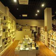 17平米书店装修效果图