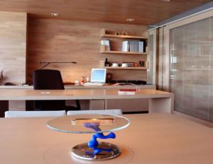 现代简约风格办公室装修效果图大全