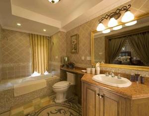 卫生间瓷砖装修图片赏析